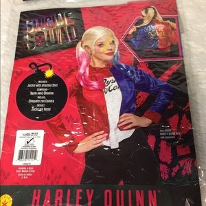 harley quinn suicide squad costume Jacket S